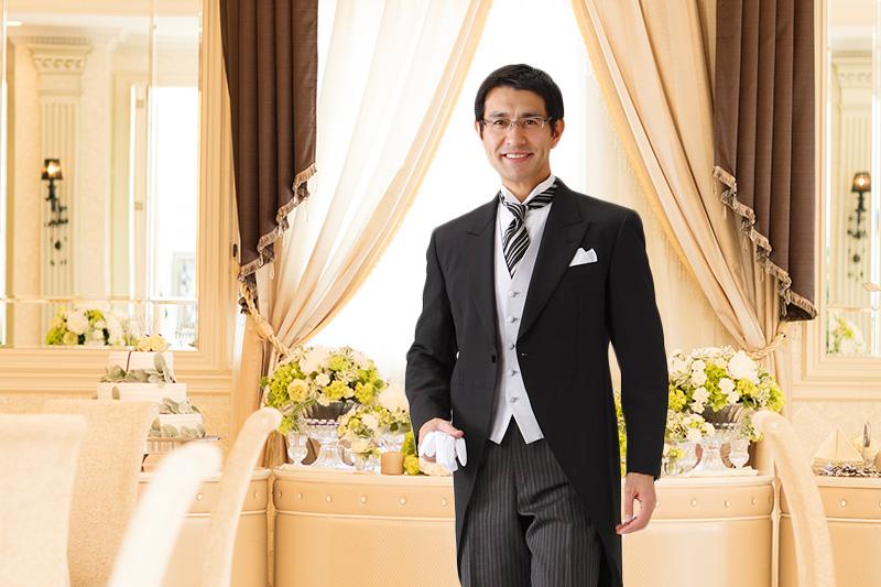 結婚式へ着ていく礼服選びのポイント 男性編