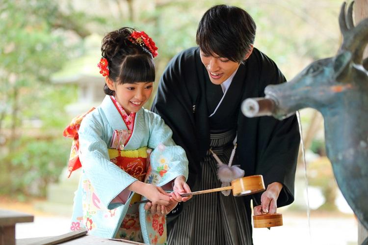 七五三のお詣り 「神奈川県内」のおすすめ神社とお寺