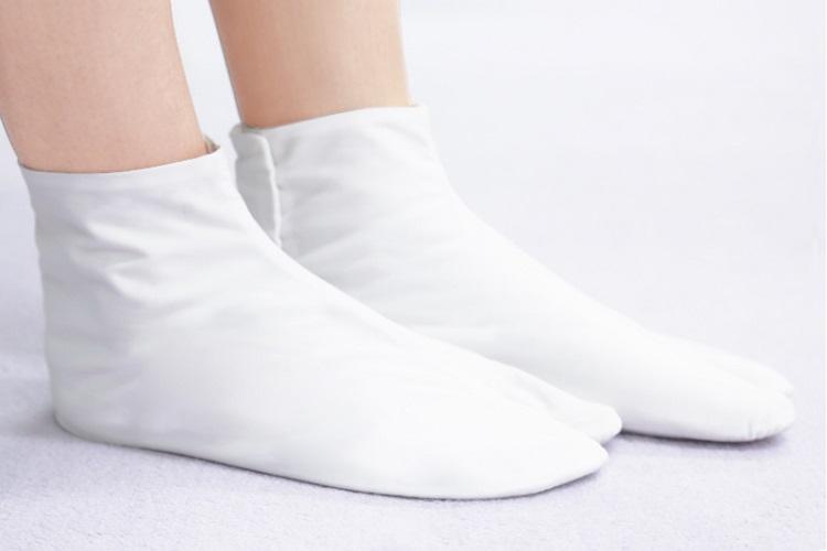 足袋のサイズ選びと履き方のコツ