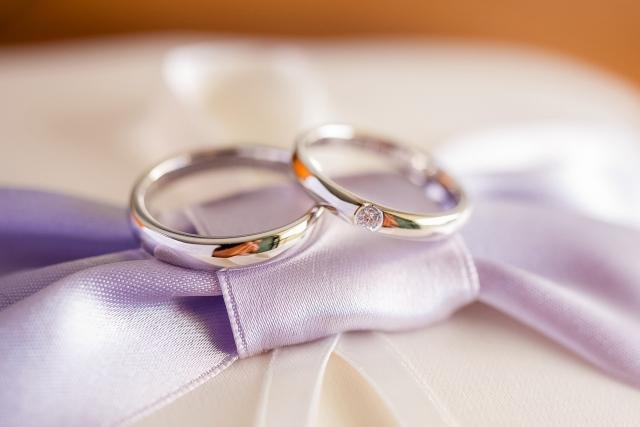礼装時の指輪
