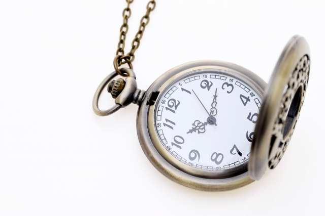 礼装時の腕時計
