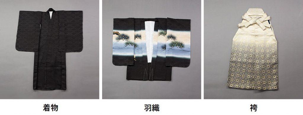 五歳の七五三衣装_着物、羽織、袴